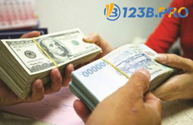 Điều kiện cần và đủ để rút tiền tại 123B