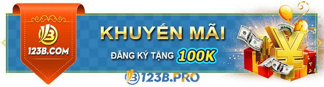 Những lưu ý khi nhận thưởng 100k từ nhà cái 123B